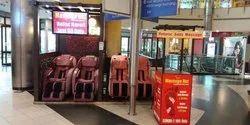 Coin Vending 3D Luxury Massage Chair