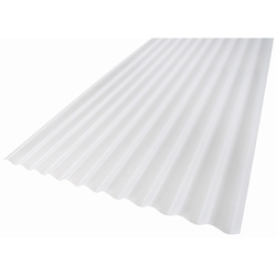 Polycarbonate Opel White Sheet