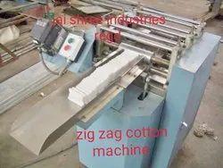 ZIG ZAG COTTON  MACHINE