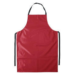 Plain Terry Cotton Apron, Size: Standard