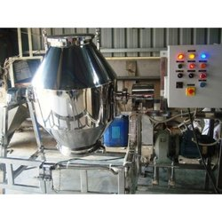 Semi Automatic Conical Screw Mixer