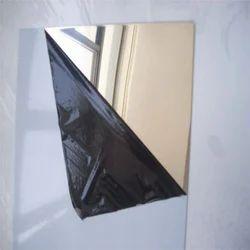 Decorative SS No.8 Mirror Finish Sheets