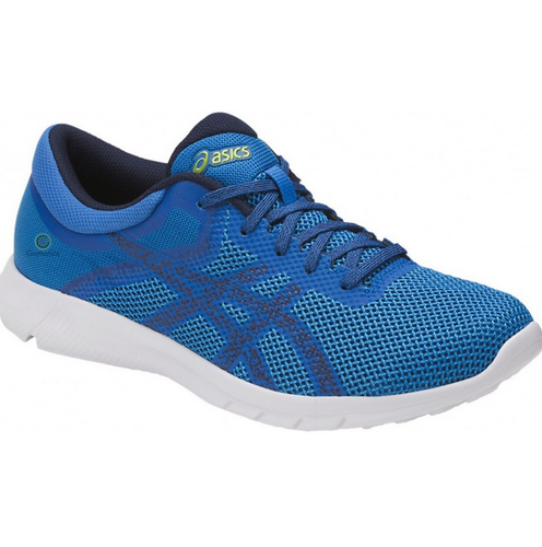 Asics Men''s Nitrofuse 2 Running Shoes T7e3n.4149(hawaiian Surfindigo Blueenergy Green)