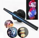 Fan 3D Holographic Wi-Fi Projector for Malls,Shops,Hotels,showroom advertisement