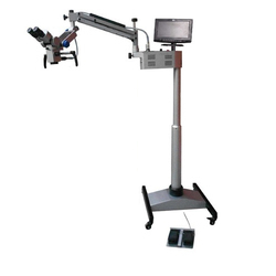 Hair Transplant Operation Microscope(Tiltable Head)