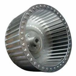 Aluminum Single Inlet Riveted Blower