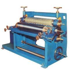 Single Face Vertical Type Paper Corrugation Machine