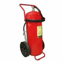 Foam Trolley 50 Liter Fire Extinguisher