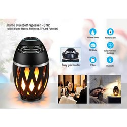 C 92 Flame Bluetooth Speaker