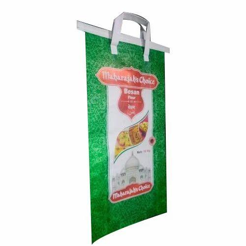 Printed BOPP Bags, Capacity: 5 - 50 Kg