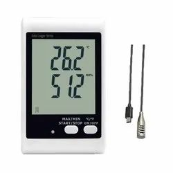 Sound And Light Alarm Temperature And Humidity Data Loggers