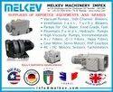 Dual Stage Rotary Vane Vacuum Pump