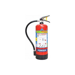 Safety First Red Fire Extinguishers, Capacity: 2Kg