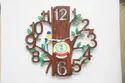 Bird Tree Clock