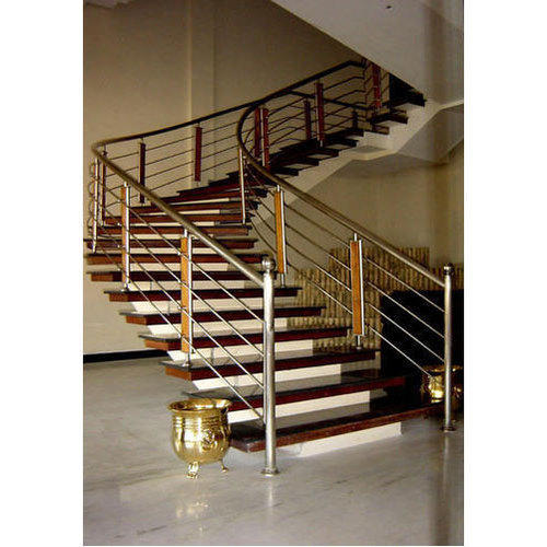 Mild Steel Stair Railing