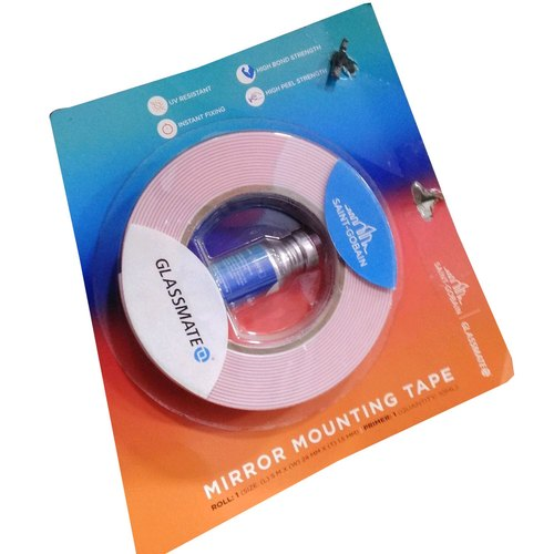 Saint Gobain Mirror Mounting Tape 0 20, Best Mirror Hanging Tape
