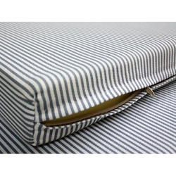 Striped Mattress Ticking Twill Fabric