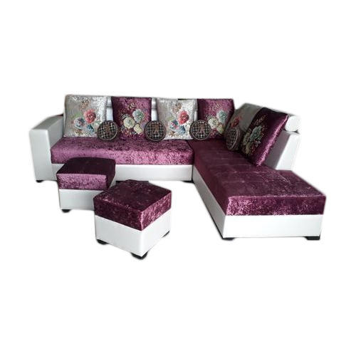 State L Shaped Sofa Set