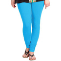 Ladies Churidar Nylon Leggings