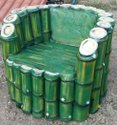 B-14 Bamboo Bench