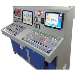 Three Phase Asphalt Control Panel