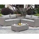 Decorative Outdoor Sofa