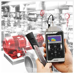 Digital Ultrasonic Testing Device for Maintenance 4.0
