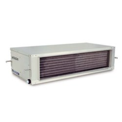 Hitachi 3.0 TR R22 Concealed Split Air Conditioner