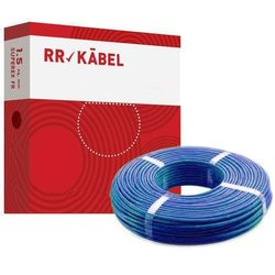 Blue RR Superex FR Cable, Packaging Type: Box
