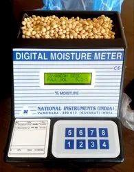 Soyabean Seed Digital Moisture Meter DMA Model