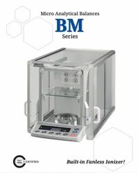 A&D Microbalance, Model Name/Number: Bm-20
