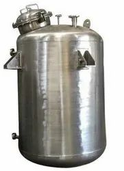 Stainless Steel Pharmaceutical and Chemical Storage Tank
