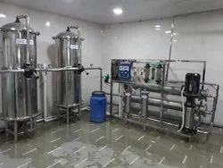 Reverse Osmosis Plant SS 316 4000 LTR