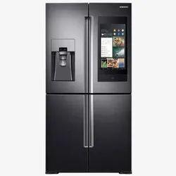 Samsung 810 L Side by Side Inverter Refrigerator (RF28N9780SG/TL, Black Stainless)