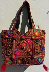 Shoulder Embroidered Bag