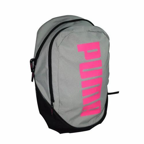 f1fe09d4b53 Puma Backpack, Size/dimension: 32.5(l) X 23(w) X 46(h)cm, Rs 1799 ...