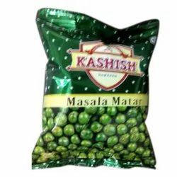 Kashish Masala Matar Namkeen, Packaging Size: 80g