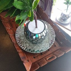 Glass Mosaic Round table top