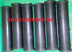 Ceramic Coated Wire Draw Rollers