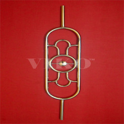 Stainless Steel Center Ring Railing Design