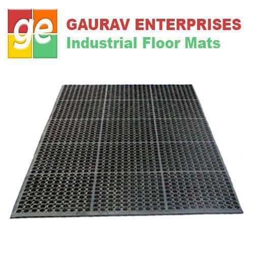 Rubber Plain Industrial Floor Mats, 10-15mm, Rs 120 /piece
