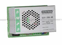 Shavison SMPS G31-250-48, I/P: 230VAC, O/P: 48V, 5A