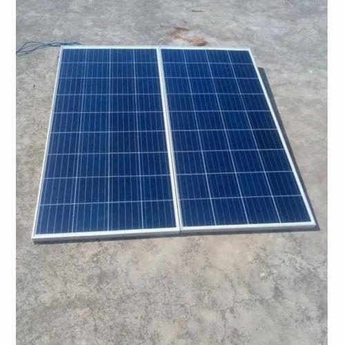 Grid Tie Solar Panel Capacity 1 Kw Rs 110000 Kilowatt Perfect Energy Id 21173998297