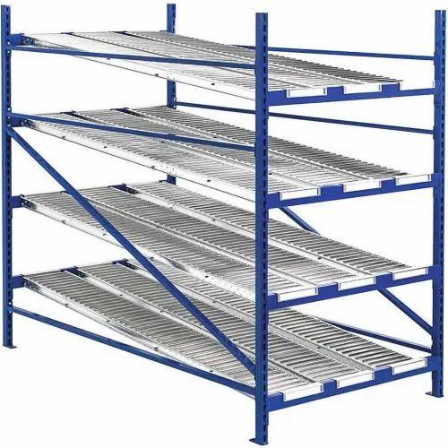 Industrial Gravity Flow Rack