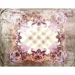 Designer Soft Double Bed Blanket