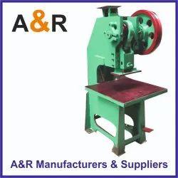 Arms Slipper Making Machine (15 Ton)