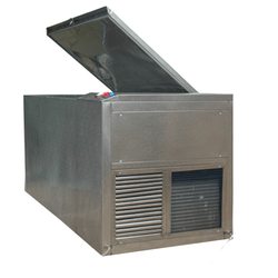 Automatic FRP Water Chiller, Capacity: 100 Liters, Medium