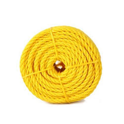 Utkal Yellow PP Rope, For Industrial
