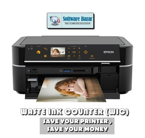 Waste Ink Counter Reset For Epsion/canon Printer