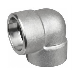 Stainless Steel 90 Deg Socket Weld Elbow